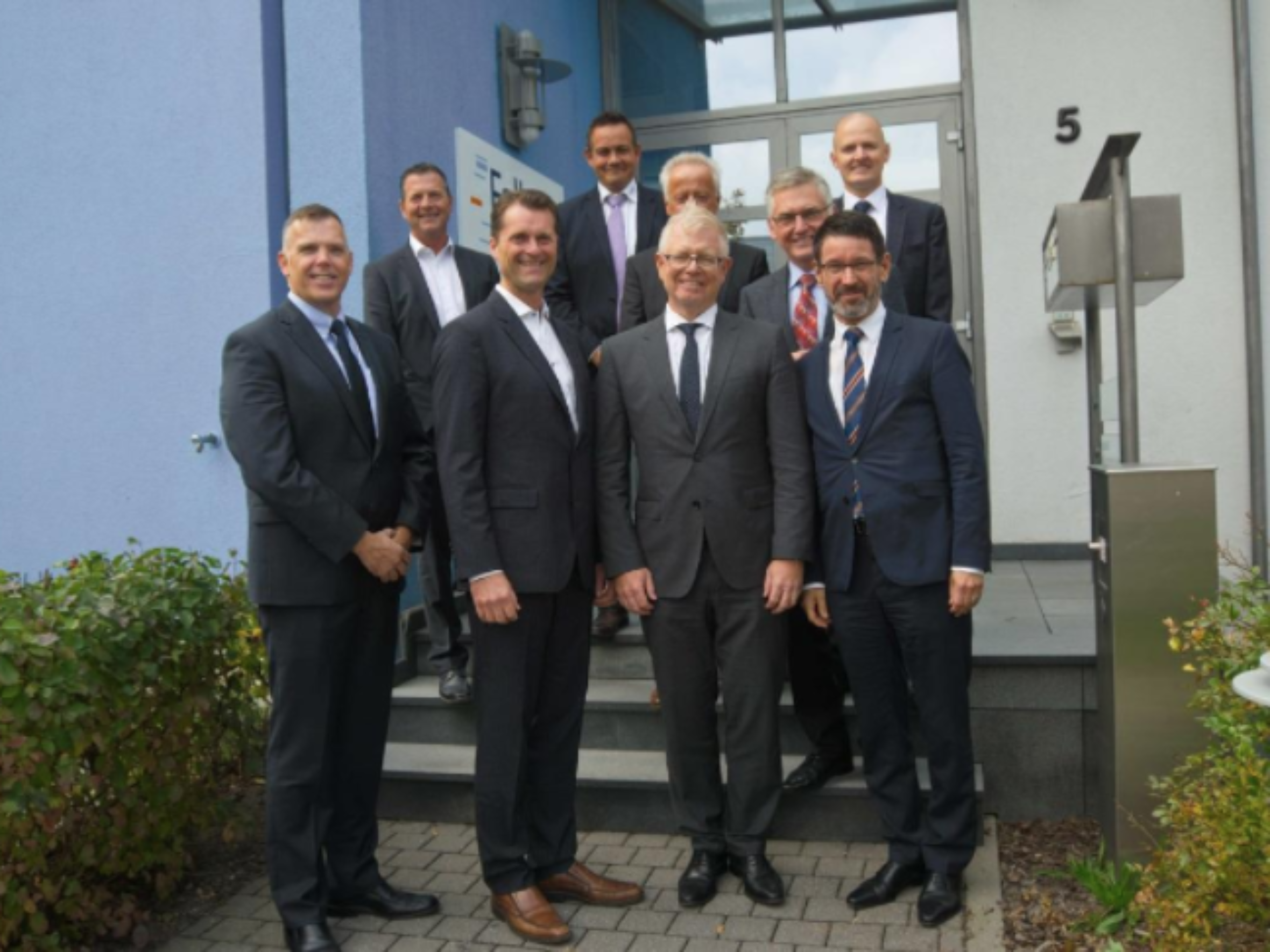 Bellwyck and Faller Establish Joint Venture in Germany
