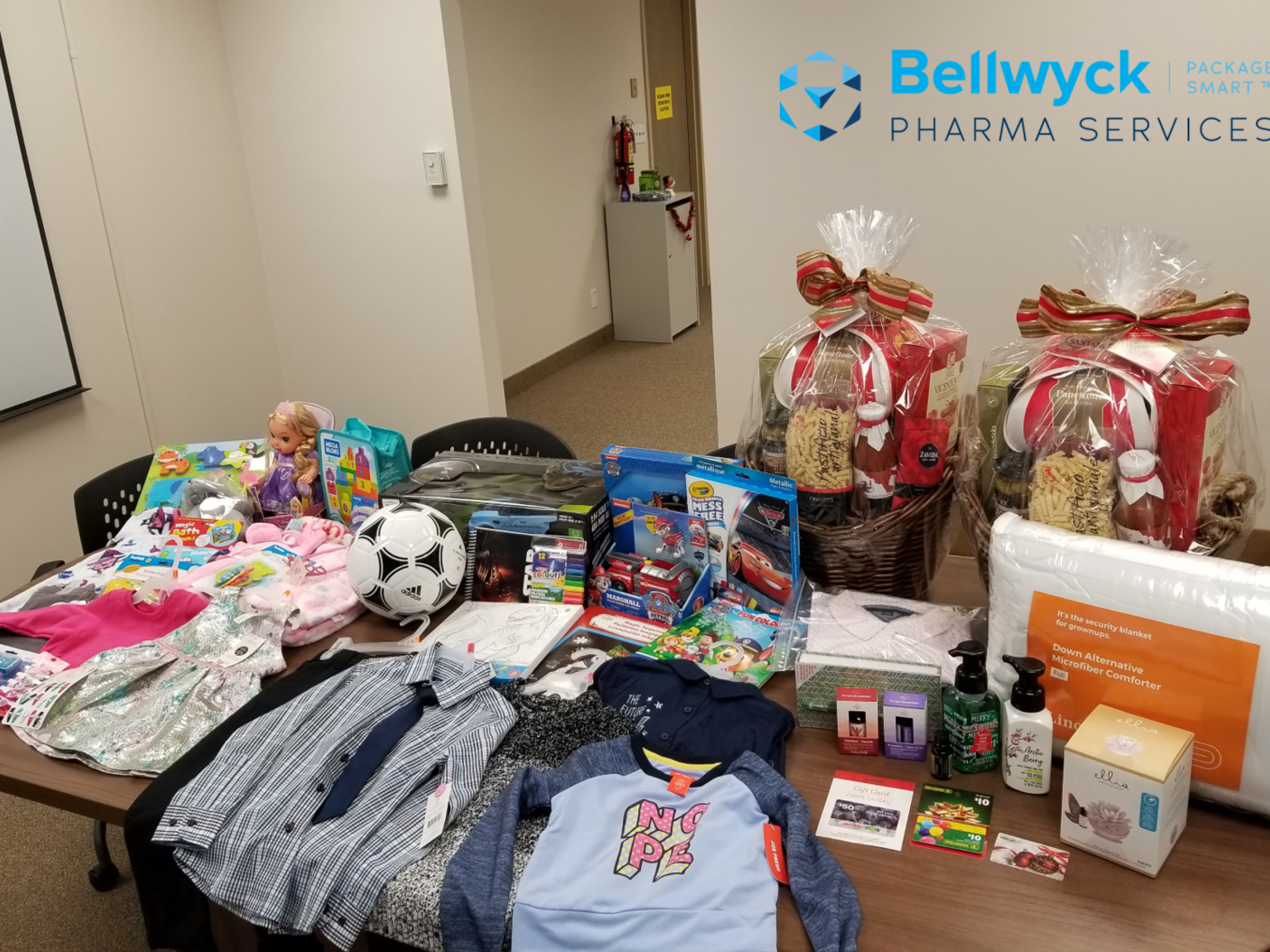 Bellwyck Partners with Armagh House To Spread Holiday Joy